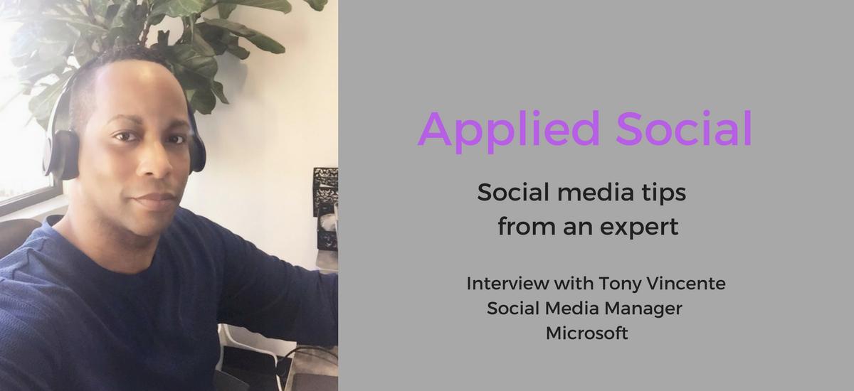 tips from social media expert